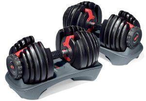 Bowflex SelectTech 552 Adjustable Dumbbells Reviews