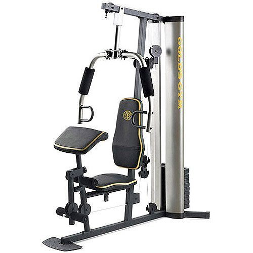 Gold's Gym XR-55 Home Exercise Weight Stack
