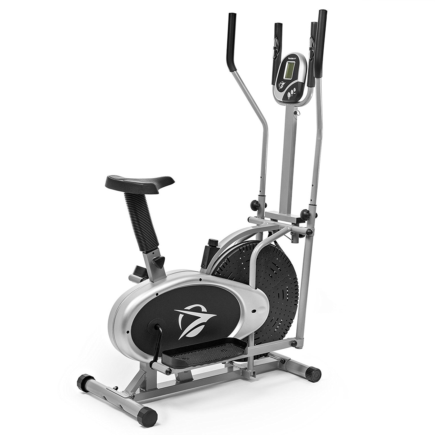 Plasma Fit Elliptical Machine Trainer