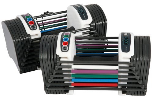PowerBlock Sport 24 Piece Dumbbell Set Review