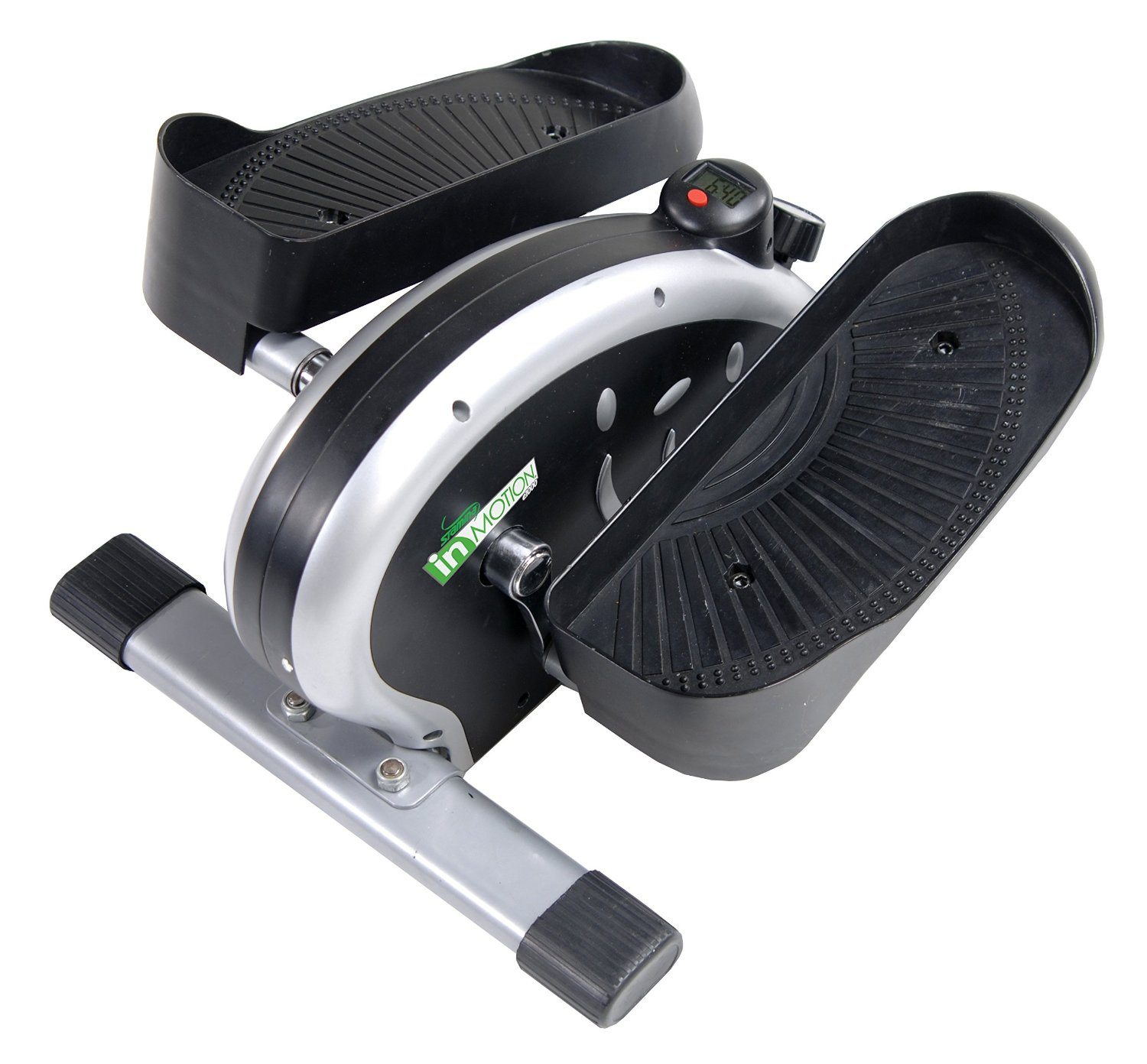 In-Motion Elliptical Trainer