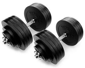 Yes4All Adjustable Dumbbells 40 50 52.5 60 105